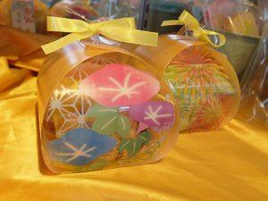 焼き菓子のパッケージ(風鈴)