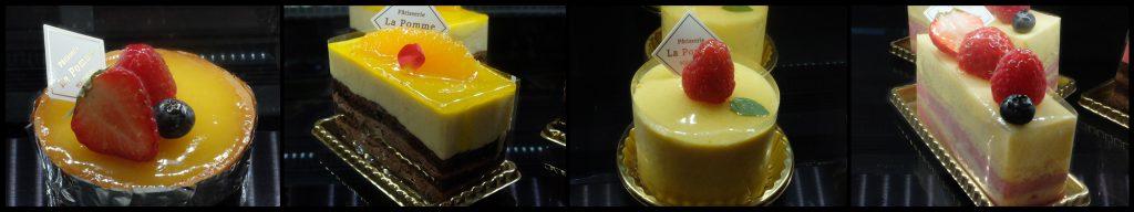 2019年 初夏のケーキ