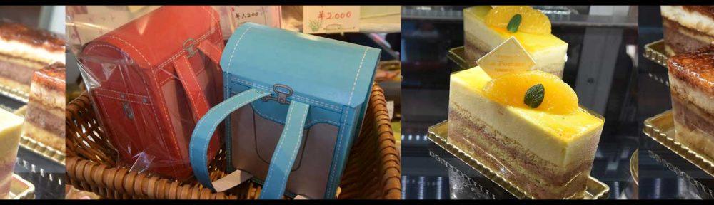 2021年春のケーキ